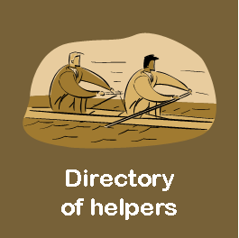 Directory of helpers